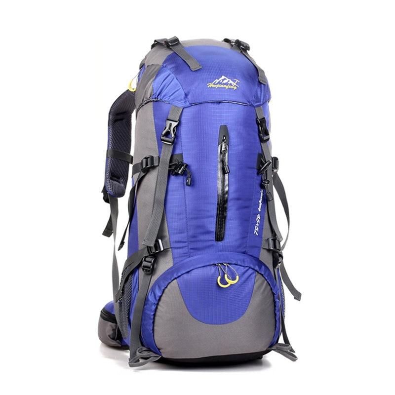 HWjianfeng Outdoor backpack Camping Travel Bag Hiking Backpack Unisex Rucksacks Waterproof sport bags Climbing package 0972