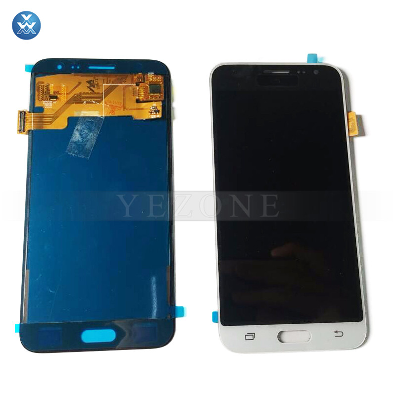Samsung Galaxy J3 j320 LCD Display J320A J320F J320M Touch screen with digitizer Assembly black White Gold Color (7)