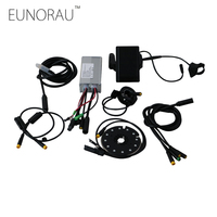36V 500W ebike controller electric bike conversion kit 850C/DPC 14 TFT color LCD Display electric bicycle controller systems