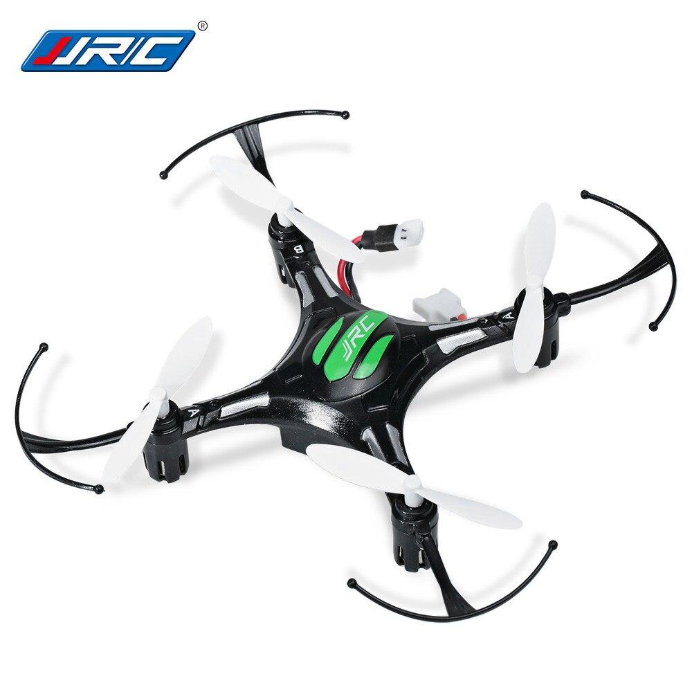 Modo Mini Drone JJRC H8 4CH 6 Headless Axis Gyro 2.4 ghz RC Quadcopter Crianças Brinquedo RC Dron 3D Grau RTF Helicóptero Drone VS H37