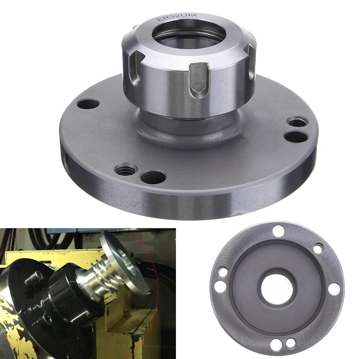 New 100mm Diameter ER 32 Collect Chuck Mayitr High Speed Steel 41Cr4 Chucks Prime Quality