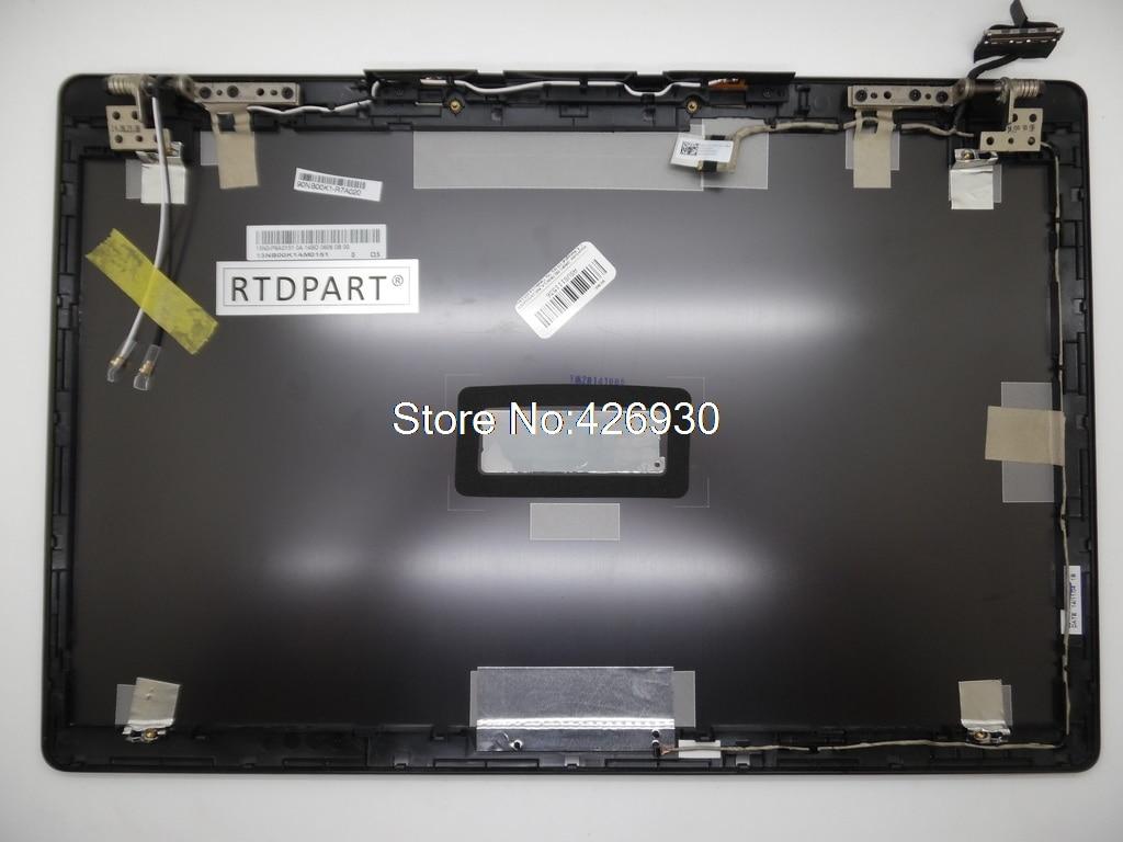 Laptop LCD Top Cover For ASUS N550 N550JV-1A N550J N550JA N550JK N550JV N550L N550LF 90NB00K1-R7A010 13N0-P9A0F31 13NB00K1AM1231 new laptop keyboard for asus g74 g74sx 04gn562ksp00 1 okno l81sp001 backlit sp spain us layout