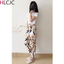 High Quality Summer New Cotton Sleep Bottoms Pajama Pants Womens Floral