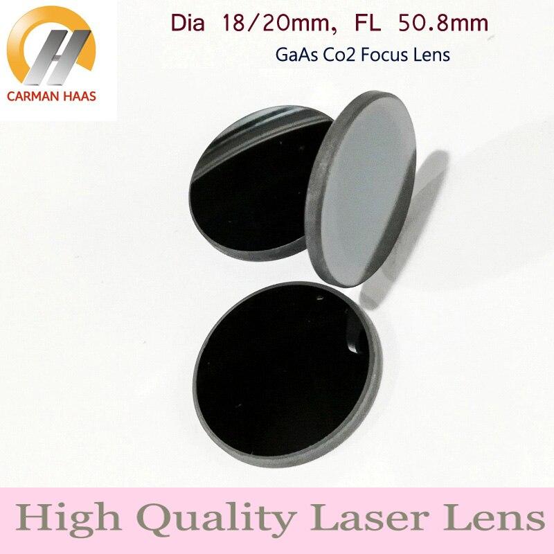 High quality 20mm GaAs Focus lens F75mm