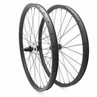 29er Углеродные mtb колеса AM 45x25 мм бескамерные boost DT350S прямые тяги 110x15 148x12 дисковые велосипедные колеса диски mtb велосипедные колеса