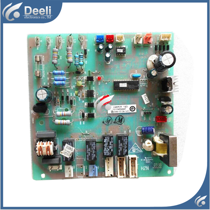 95% new good working for Haier Air conditioning computer board KFRD-120LW6301A 0010452441 circuit board 95% new for haier refrigerator computer board circuit board 0064000385 driver board good working set