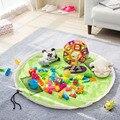 2016 Новая Мода 1 шт. детские Игрушки Средний Быстрый Мешок Многофункциональный Открытый Пикник Детские Игры Одеяло