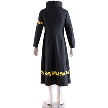 One Piece Trafalgar Law Cosplay Costume