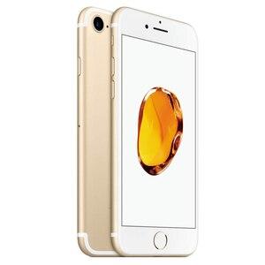 Image 4 - Unlocked Apple iPhone 7 32/128GB/256GB IOS 10 12.0MP 4G kamera dört çekirdekli parmak izi 12MP 2910mA iphone7 LTE cep telefonu