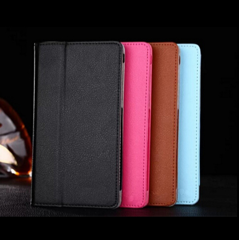 New Luxury Magnetic Folio Stand Leather Case Cover For Lenovo Tab 2 Tab2 A7-30 A7-30TC A7-30GC A7-30HC A7-30DC A7-30LC A7-30G 7 new 2 folder luxury magnetic folio stand