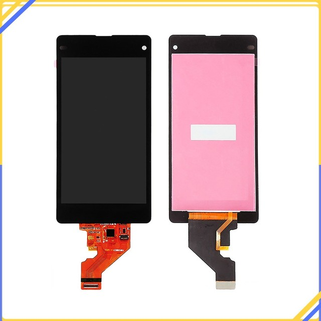 For Sony Xperia Z1 Mini Compact D5503 M51W LCD Display Touch Screen Phone Lcds Digitizer Assembly Replacement Parts With Tools
