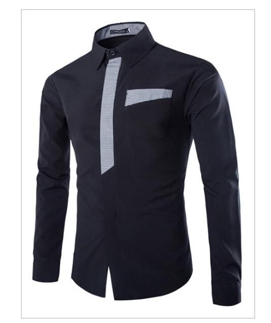 Popular Stylish Black Shirt-Buy Cheap Stylish Black Shirt lots ...