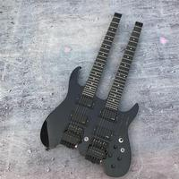 New Dual Headless Electric Guitar Customized