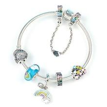 Sade Sterling Silver  Bracelet Set