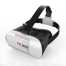 For Apple Google cardboard VR BOX II 2.0 Version VR Virtual Reality 3D Glasses For 3.5 – 6 inch Smartphone For Samsung For Sony