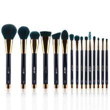 15pcs Pro Makeup Brushes Set Foundation Powder Eyeshadow Eyeliner Lip Brush Tools Eyeshadow Set Highlighter Brushes недорого