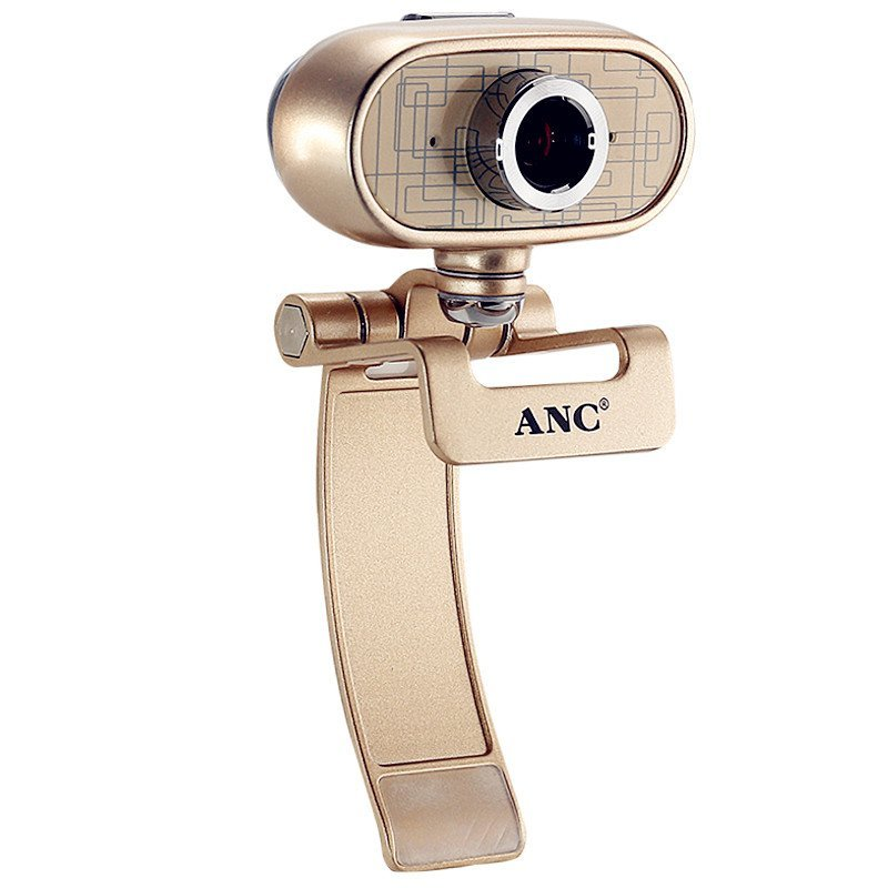 Original ANC A9 <font><b>1080P</b></font> Full HD USB PC LAPTOP Camera Free Driver HD Camera With Microphone <font><b>Web</b></font> <font><b>Cam</b></font> Webcamera image
