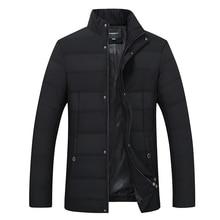8XL 7XL 6XL 5XL 2017 big size Hot Sale High Quality Brand Clothing Winter Cotton Coat Men's Jackets Winter Thick Jacket Parkas