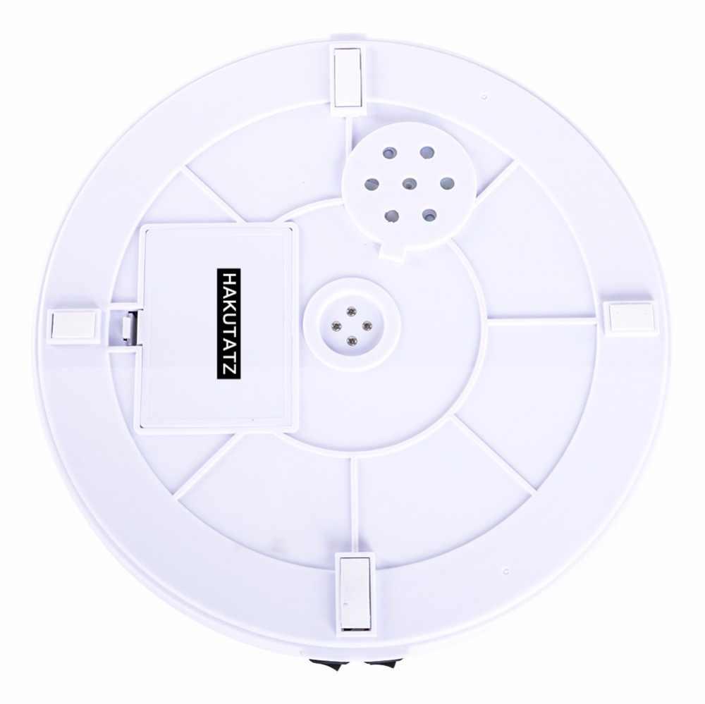 Белый 25 см светодиодный фото 360 градусов Электрический вращающийся проигрыватель вращающийся дисплей подставка для фотографии ювелирные часы цифровой продукт
