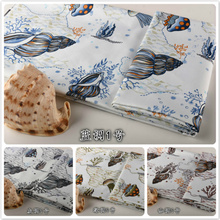 Wholesale Printing Linen-Like Polyester Thicken Pillow Cushion Case Upholstery Sofa Canvas Fabric Wide 148cm