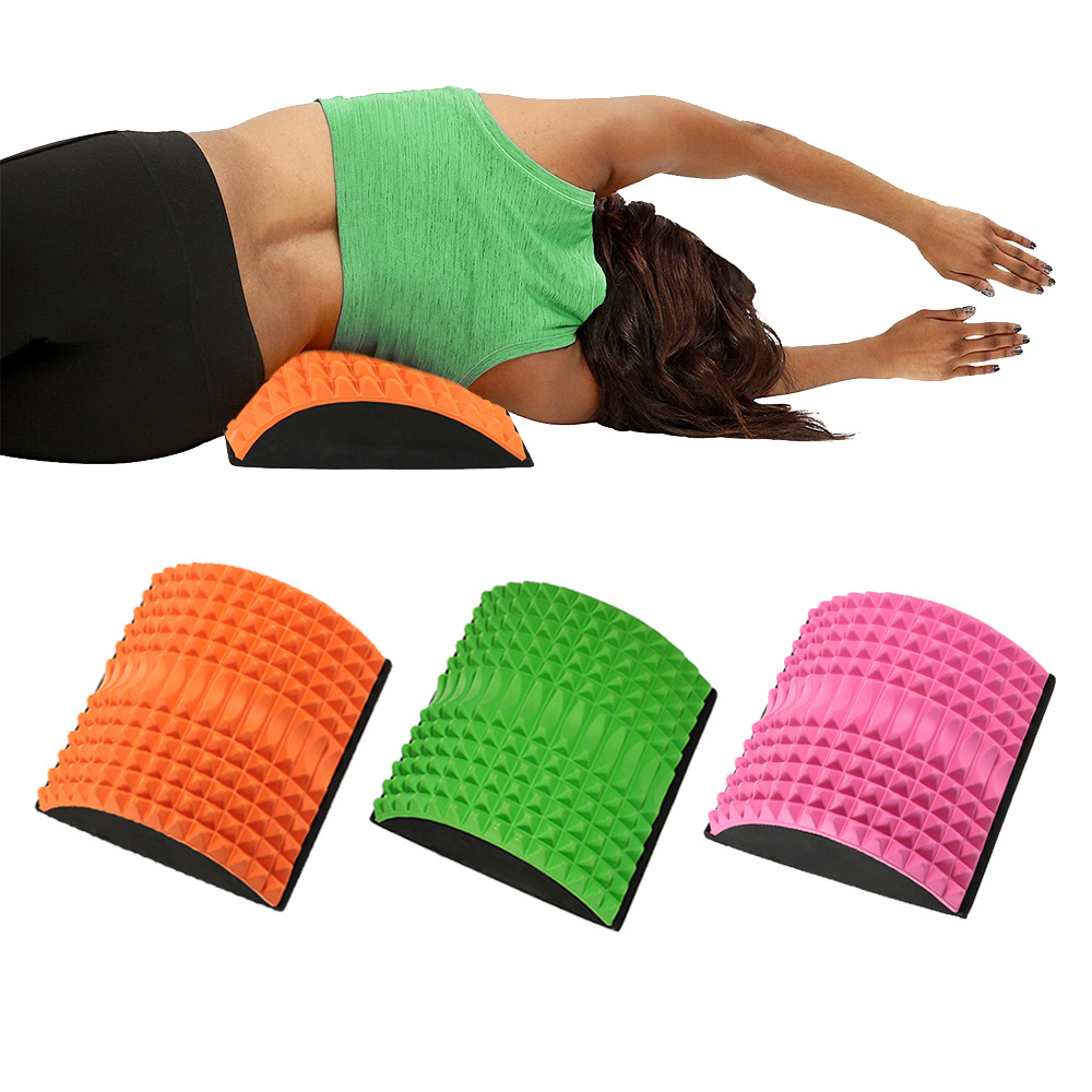 Yoga Fitness Arched Back Stretching Non Powered Spike
