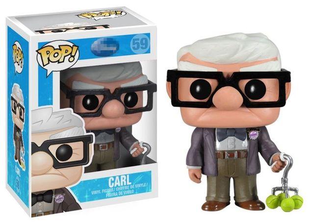Funko поп официальный Карл Виниловая фигурка Коллекционная модель игрушки с Оригинальная коробка