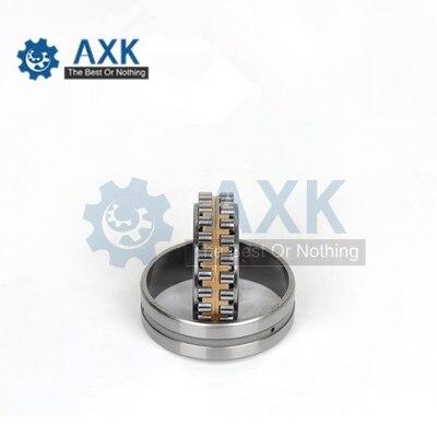 AXK bearings NN3010K P5 3182110 50mmX80mmX23mm ABEC-5 Double row Cylindrical roller bearings High-precisionAXK bearings NN3010K P5 3182110 50mmX80mmX23mm ABEC-5 Double row Cylindrical roller bearings High-precision