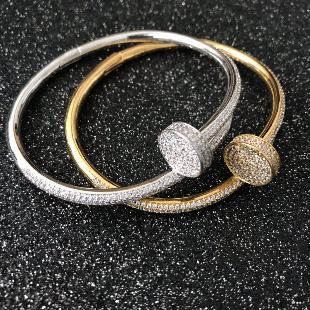 Image 5 - Wholesale jewelry iced out nail bracelet-in Chain Necklaces from Jewelry & Accessories