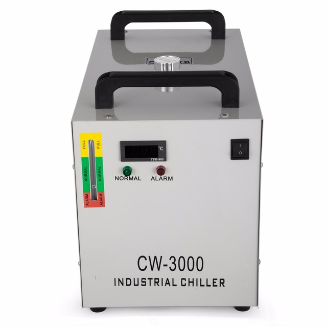 CW3000 Industrial Water Chiller for 60W/80W Spindle Cooling Welding