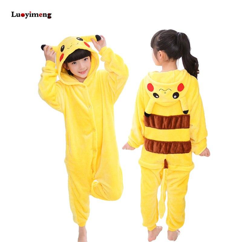 kigurumi-pajamas-unicorn-for-girls-sleepers-blanket-children-animal-pajamas-one-piece-kids-jumpsuit-boys-baby-font-b-pokemon-b-font-sleepwear