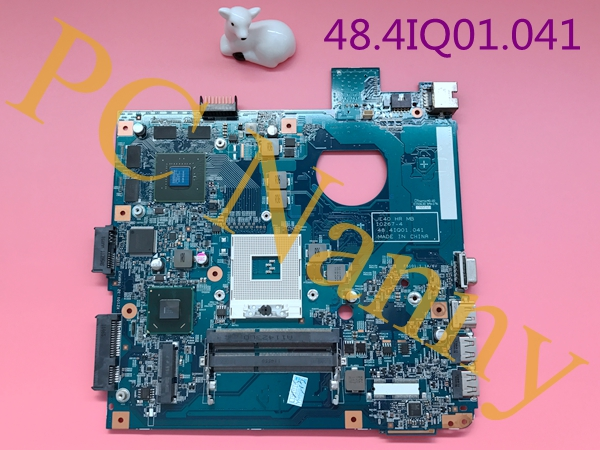 MBRHY01002 48.4IQ01.041 For Acer aspire 4752 laptop Motherboard HM65 High quanlity Full test GT520