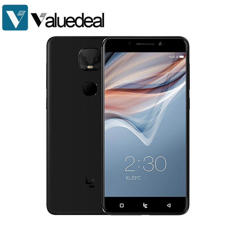 bilder für LeTV LeEco Le Pro 3X651 AI Edition 5,5 Zoll 4G LTE Smartphone MT6797D Deca Core 4 GB 32 GB dual-kamera 13.0MP Android 6,0