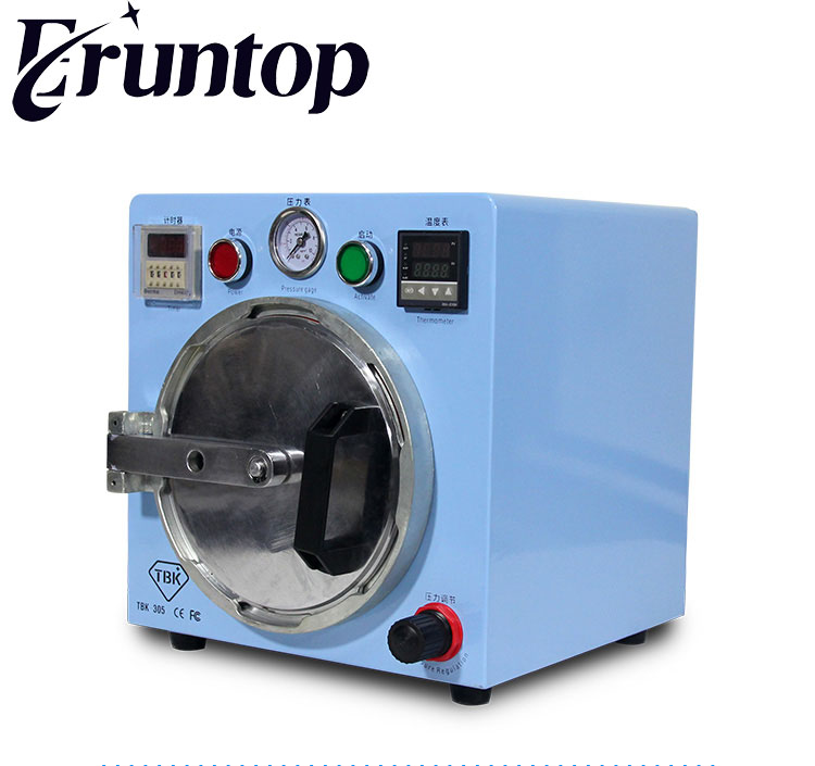 New Autoclave LCD OCA Bubble Remove Removing Machine Remover Equipment Repair need Extra Air Compressor autoclave bubble remover oca adhesive sticker lcd air bubble remove machine air compressor glass refurbishment cellphone