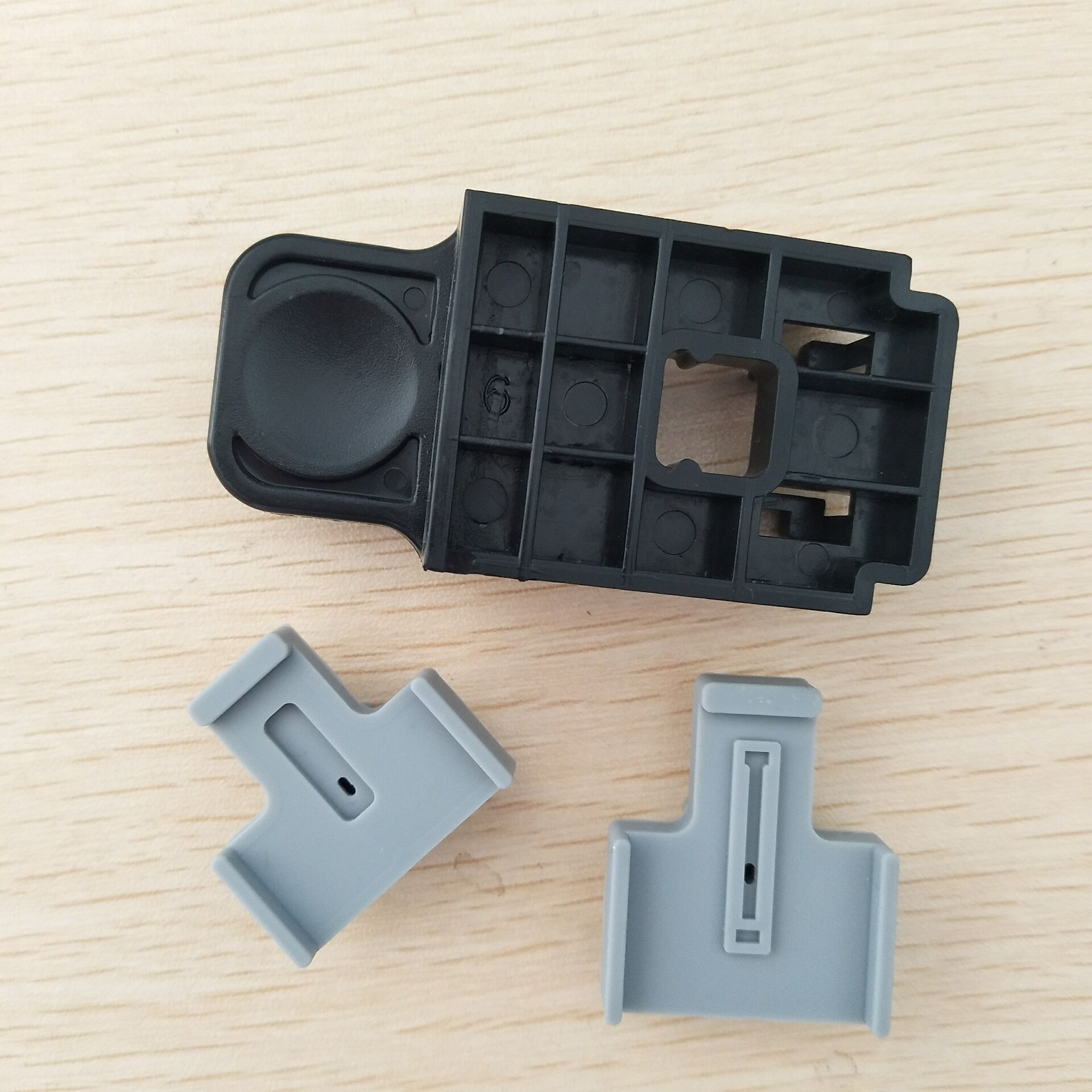 INK WAY New clips for HP remanufatured ink cartridges with printhead like for HP300 301XL 302XL