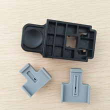 דיו דרך חדש קליפ עבור HP remanufatured דיו מחסניות עם ראש ההדפסה, אוניברסלי עבור HP301XL,302XL,304XL,21 22,27 28,56 57 וכו .