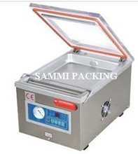 Semi Automatic Single Room Vacuum Food Sealing Machinery for food,fruit,beef,meat
