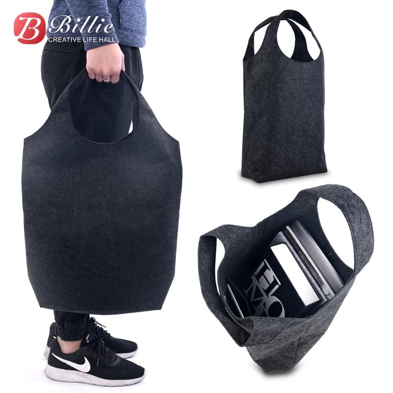 Billie 11 12 13 15 inch Laptop Shoulder Bag Men Women Messenger bag Lady Wool Felt Handbag Carrying Case Computer Sleeve Bag