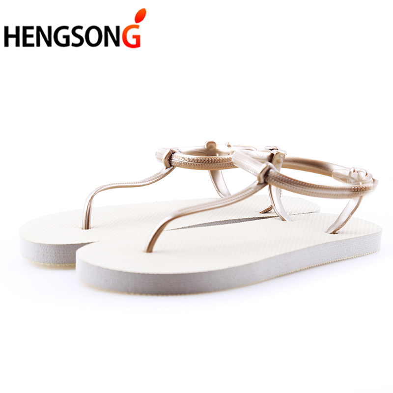 hengsong 2018 Summer Sandals Female Beach Shoes For Women
