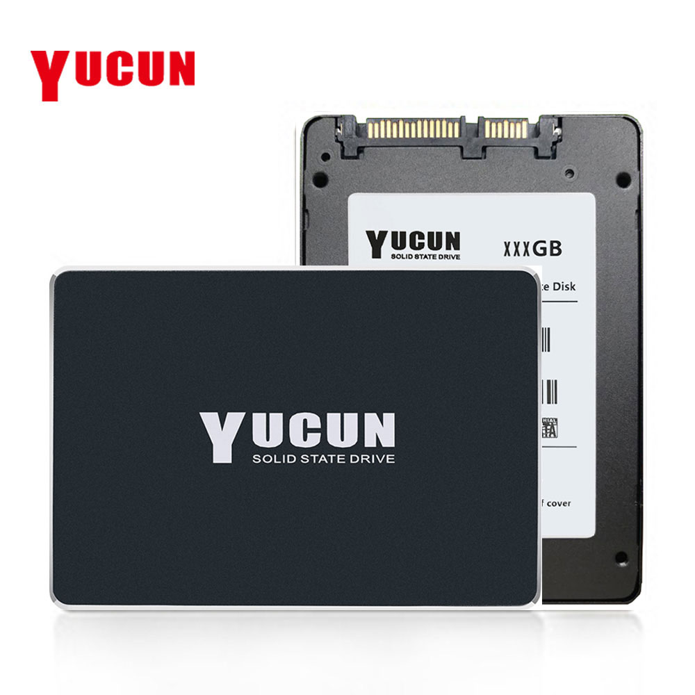 YUCUN 2.5 pouce SATAIII SSD 180 gb 240 gb 480 gb Interne Solid State Drive 250 gb 256 gb 512 gb Ordinateur Portable De Bureau PC Industriel