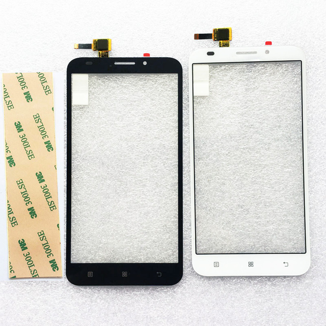 5.5'' Touch Screen Panel For Lenovo A916 Touch Screen Digitizer Touchscreen Digitizer Black/white Free Shipping