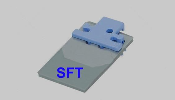 New ADF Scanner (tài liệu Nạp) tách Pad RM1-0891 RM1-0890 cho MÁY In HP Laserjet M1319f M1319nf 3015 3050 máy in MFP loạt
