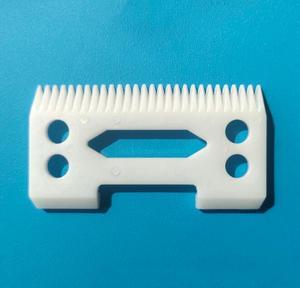 Image 5 - Бесплатная доставка, 5 шт. 28 зубов, цирконий Керамический Резак, лезвие для вахл, старшая машинка для стрижки