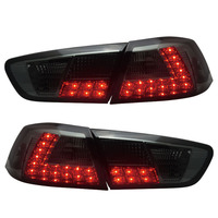 for Mitsubishi Lancer / LANCER EX LED Tail light 2008 2015