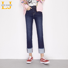 Cuff Stretch L-6XL Jeans