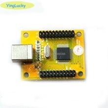 PS Double Combo zéro retard encodeur USB sur PC Joystick et bouton pour MAME & combat bâton contrôles bricolage pièces de Kit de jeu darcade