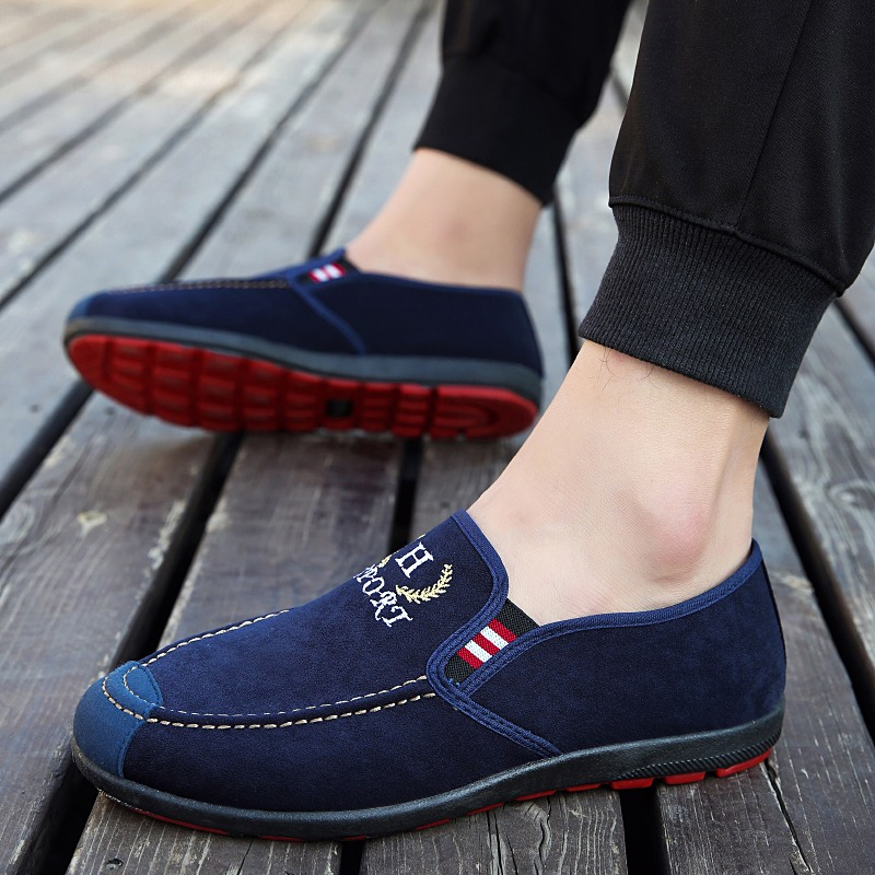 2018 Hommes Occasionnels Chaussures Mocassins Hommes Mocassins Marque - Chaussures pour hommes - Photo 4