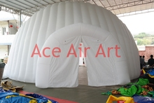 turtle shell shaped inflatable dome air support igloo