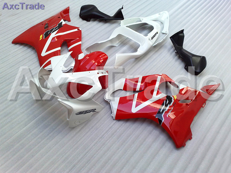 Bodywork Moto Fairings FIT For Honda CBR600RR CBR600 CBR 600 F4i 2001-2003 01 02 03 Fairing kit High Quality ABS Plastic White gray moto fairing kit for honda cbr600rr cbr600 cbr 600 f4i 2001 2003 01 02 03 fairings custom made motorcycle injection molding