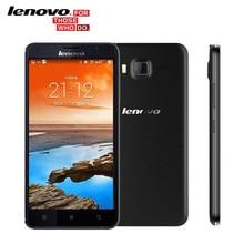"""Оригинальные Lenovo A916 мобильного телефона MTK6592M Octa Core 1.4 г Многоязычная 4 г FDD LTE dual sim двойной 5.5 """"HD 1 г оперативной памяти 8 ГБ ROM"""