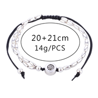 Vintage Bracelet Foot Jewelry Retro Anklet For Women 5
